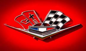 1963 corvette emblem 1963 chevy corvette emblem photograph by david patterson
