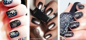 Nail Art Design Black 15 Matte Black Gel Nail Art Designs Ideas U0026 Trends 2016