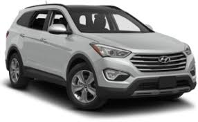 rent hyundai santa fe hyundai santa fe rental sixt rent a car