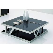 Glass Modern Coffee Table Sets Choose Ideal Modern Glass Coffee Table Montserrat Home Design