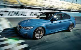 Bmw M3 Blue - 2015 bmw m3 sedan f80 blue car speed 4k ultra hd wallpaper 4k