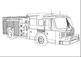 download coloring pages fire truck coloring page fire truck