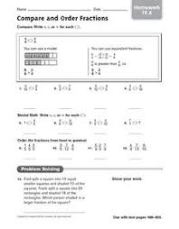 comparing and ordering fractions and mixed numbers worksheet industrial resume objective exles sles of 5 paragraph essays