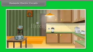 domestic electric circuits youtube