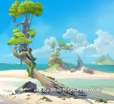 unnamed tree island crash landed bandipedia fandom powered