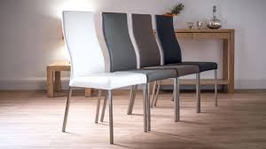 gray leather dining room chairs articles with grey leather modern dining chairs tag appealing