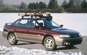 1997 subaru legacy information and photos zombiedrive