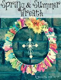 25 beautiful diy spring wreaths honeybear lane