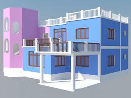 3d house modeling u0026 rendering with 3ds max u0026 sketch up digital