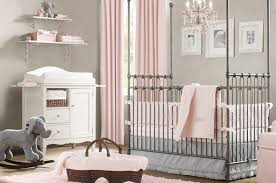 Pink And Grey Nursery Curtains Loving This Color Palette For A Baby And I M Slightly Concerned