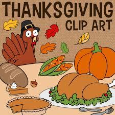 Thanksgiving Feast Clip Thanksgiving Clip Turkey Clip Pumpkin Clip