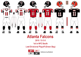 1990 Falcon The Gridiron Uniform Database
