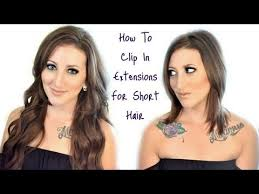 in extensions how to clip in extensions for hair megan mctaggart