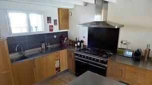 cuisine professionnelle pour particulier une cuisine inox à la maison on vous dit tout