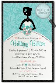 custom bridal shower invitations 22 best bridal shower invitations images on bridal