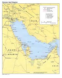 Map Of Southwest Asia And North Africa by