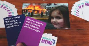 What Do Meme - what do you meme game named most popular gift worldwide for