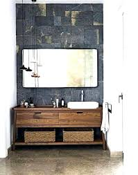 modern bathroom vanity ideas wooden bathroom vanity modern inspiring best reclaimed wood