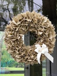 how to make wreaths how to make a swatch burlap wreath tutorial