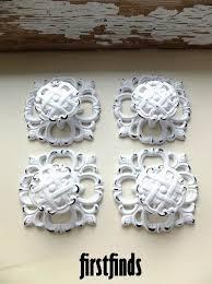 Kitchen Cabinet Hardware With Backplates 131 Best Knobs U0026 Handles Images On Pinterest Hardware Shabby