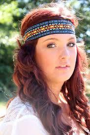 bohemian headbands 43 best headbands images on bohemian headband girl