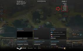 discord overlay psa you can add dota related sites to steam overlay for quick