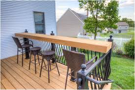 Designer Decks And Patios by Backyards Chic 25 Best Ideas About Tiered Deck On Pinterest