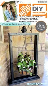 Diy Hanging Planter by 361 Best Hanging Planters Images On Pinterest Plants Gardening