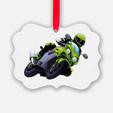 motorcycle ornament cafepress