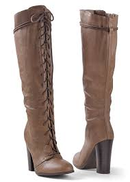 womens boots the knee s boots knee high lace up more venus