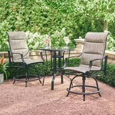 Hampton Bay Sectional Patio Furniture - hampton bay oak cliff 7 amazing home depot patio table renate