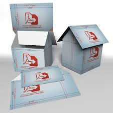 pop up house template rbh 1 pdfm2 red paper plane