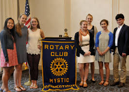 mystic rotary scholarship page