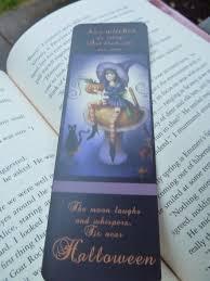 Christian Halloween Poem Bookmarks Accessories Books