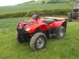 honda 420 manual quad bike atv in southampton hampshire gumtree