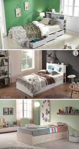 Kids Single Beds Best 25 Super Single Bed Ideas On Pinterest Single Beds For