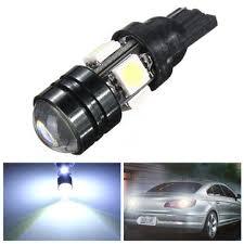 car led lights for sale t10 car led auto l 5w 12v light bulbs with bifocal lens white