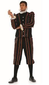 Tudor Halloween Costumes Mens Tudor Costume
