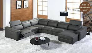Recliner Leather Sofa Reclining Sofa U2013 Stjames Me