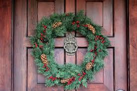 artificial wreaths for front door wreath fall artificial