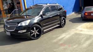 chevy traverse black rims on chevy images tractor service and