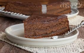 amour de cuisine fr sachertorte recette gateau autrichien au chocolat amour de cuisine