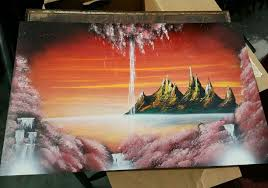 relaxing painting videos i create spray paint art online relaxing