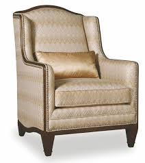 High Back Chair by Ava Creme High Back Accent Chair From Art 513534 5001aa