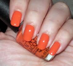 opi orange nail polish i can u0027t remember which orange this u2026 flickr