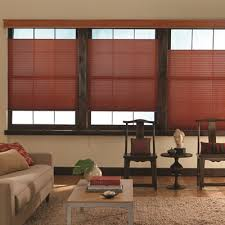 Waffle Window Blinds Pleated Shade Thehomedepot