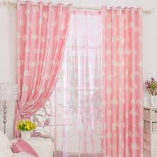 impressive pink blackout curtains and best 25 pink eyelet curtains