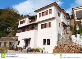 Traditional House Traditional House In Greece Royalty Free Stock Images Image