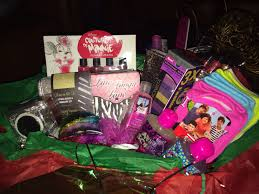 gift basket for teen gift baskets pinterest teen gift