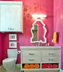 girls bathroom ideas beautiful bathroom towel display and arrangement ideas